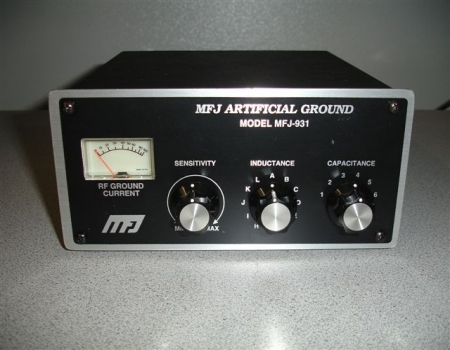 MFJ Enterprises Original MFJ-931 1,8-30 MHz HF Artificial RF Grounds.