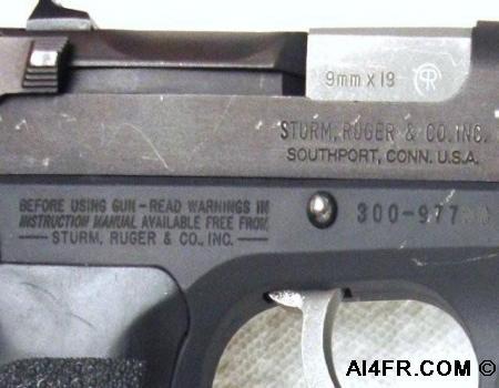 Number dates serial ruger Ruger 10/22
